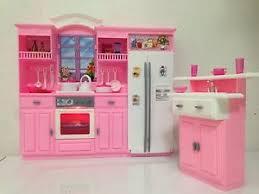 barbie furniture dollhouse. Image Is Loading Barbie-Size-Dollhouse-Furniture-My-Fancy-Life-Kitchen- Barbie Furniture Dollhouse B