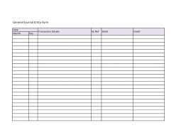 Free Printable Ledger Template Accounting Templates Pinterest