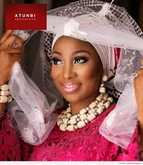 the best and the most beautiful nigerian bride makeups lookbook