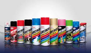 Samurai Spray Paint Colour Chart Home Dpi Sendirian Berhad Muar Aerosol Spray Paint Malaysia