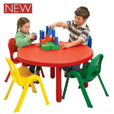 daycare tables and preschool table and chair sets at daycare furniture direct