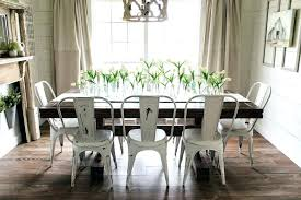 farm dining chairs chairs for farmhouse table farm table with metal chairs implausible home ideas 1
