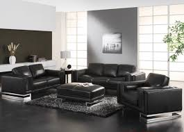 living room design with black leather sofa living room best living room couches design ideas cool