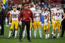 Usc Depth Chart 2016 Usc Trojans Football 2016 Two Practices Left Before Clay