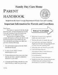 Daycare Contract Template Child Care Contract Template Tinymcsmall Template