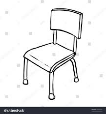 school chair drawing.  Chair Classroom Vector Black Classroom School Chair Drawing Cartoon  Illustration Stock Design Sketches Xqnlinfo Little To School Chair Drawing ARCHDSGN
