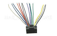 car wire harnesses in compatible vehicle make alpine brand wire harness for alpine cde 143bt cde143bt pay today ships today