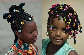 Black Little Girl Hairstyles Short Hair