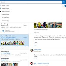 Outlook Design Microsofts New Outlook Com Design Is Rolling Out Now The