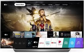Some 2018 LG TVs Now Offer Apple TV App - MacRumors