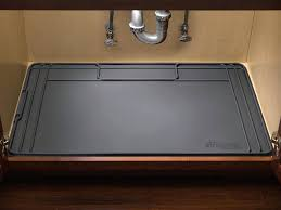 under sink drip tray base cabinet kitchen pan unit protector under sink drip tray