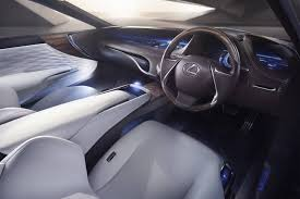 2018 lexus ls interior. beautiful 2018 2018 lexus ls redesign intended lexus ls interior