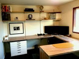office furniture ideas layout. Ikea Micke Desk Hack Small Home Workspace Pinterest Office Furniture Ideas Layout