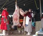 Images & Illustrations of butchering