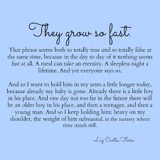 In The Nursery Where Time Stands Still Mother Quotes Mommy