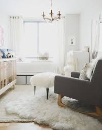 gallery of interior soft rug for nursery amusing 42 white 4