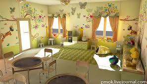 Дизайн проект Детский сад pmok  Основная концепция Каждый ребенок должен чувствовать себя как дома Оформление интерьера детского сада задача творческая очень интересная