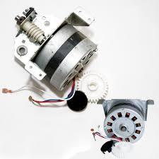 replace the garage door opener ac motor ac motor