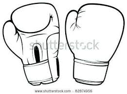 Boxing Gloves Coloring Sheets Elegant Boxing Coloring Pages Lovely