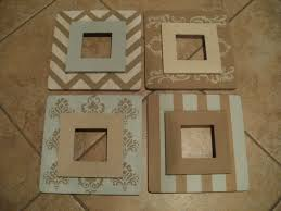 diy wooden picture frames
