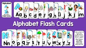 Free Alphabet Flash Cards Teaching The Alphabet With Flash Cards Steps 2 Read