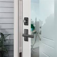 ideal security aj modern lever set for