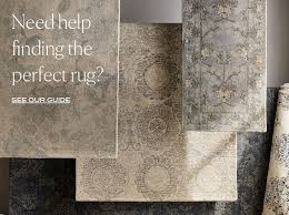 need help finding the perfect rug