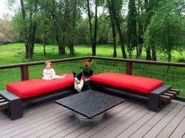 outdoor furniture ideas photos. DIY Outdoor Cinder Block Lounge-10 Concrete #Furniture Projects | Garden And Pinterest Diy Concrete, Furniture Ideas Photos