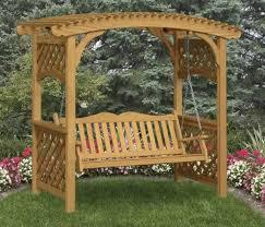 Small Picture Best 25 Arbor swing ideas on Pinterest Pergola swing Swings