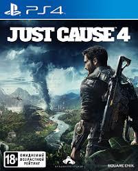 Купить <b>Just Cause</b> 4 (PS4) — Интернет магазин GamePark