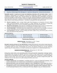 Operations Manager Resume Sample Awesome Resume Samples Program