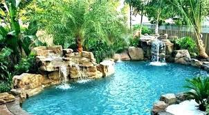inground pools with waterfalls. Interesting Waterfalls Inground Pool Waterfalls Rock For Pools With Waterfall  Swimming Throughout Inground Pools With Waterfalls W