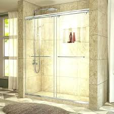 dreamline shower door installation shower doors reviews charisma sliding shower door in w x in h enigma dreamline shower door installation