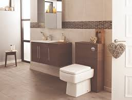 modern bathroom furniture. Wooden Bathroom Furniture In Modern With Back To Wall Toilet A