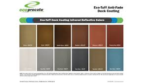 Cool Deck Paint Color Chart Deck Paint Colors