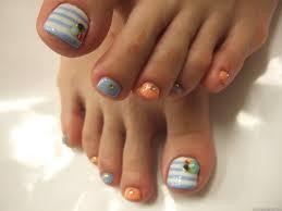 Cute Pedicure Designs Cute Toe Nail Art Nail Designs Nail Art Cute Toe Nails