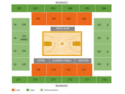 Rose Hill Gym Seating Chart And Tickets Formerly Rose