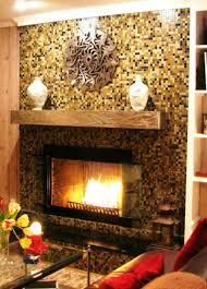 glass tile fireplace designs images mosaic tile fireplace surround ideas