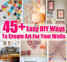 create your own wall art 1 45 plus easy diy ways to make for  on creating my own wall art with download create your own wall art v sanctuary