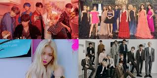 Gaon Chart Music Awards Live Stream Check Out A Compilation Of Digital Physical Gaon Chart