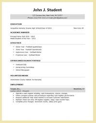 Sample Resume For College Application Resume Downloads. resume now account  review