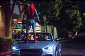 new car launches around the worldNew Audi A8 to make its debut in Spider Man Homecoming ahead of