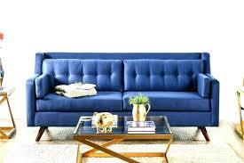 dark blue couch. Blue Suede Couch Royal Sofa Velvet . Dark I
