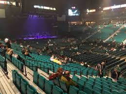 Mgm Grand Garden Arena Section 9 Rateyourseats Com
