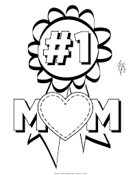 Print colouring pages to read, colour and practise your english. Free Printable Mother S Day Coloring Pages For Kids