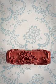 Wallpaper Paint Roller Affordable Patterned Paint Roller In Night