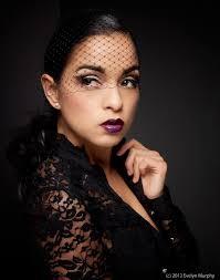 san antonio cus makeup artist amanda gleason photographer luminosity model laurean lopez hairstylist brandy bryant makeupartist makeup purplelips