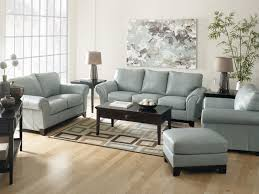 Two Loveseats Living Room Living Room With Blue Sofa Living Room With Blue Sofa Wonderful