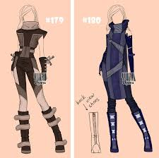 closed] Auction post apocalypse Outfit 179-180 by YuiChi-tyan on ...