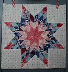 Star Pattern Quilt Cool Lone Star Block Tutorial Hopeful Homemaker